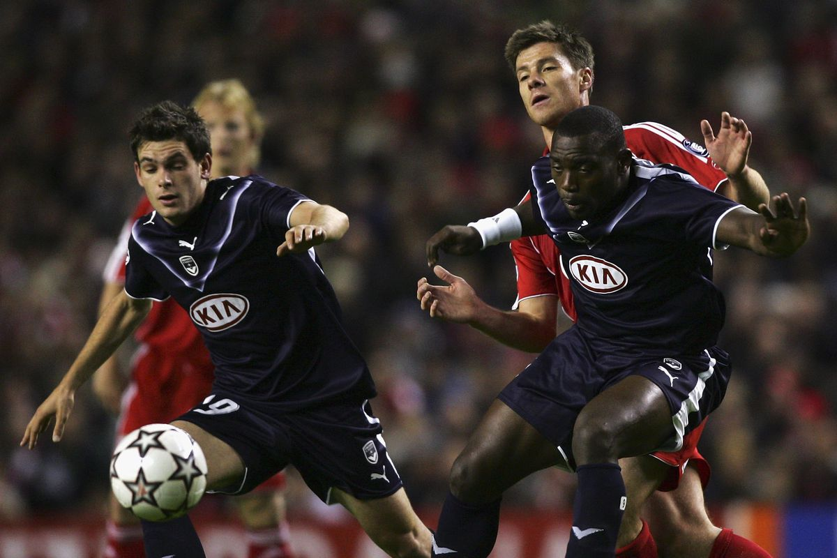 Throwback Thursday to that time Liverpool played Bordeaux in 2006.