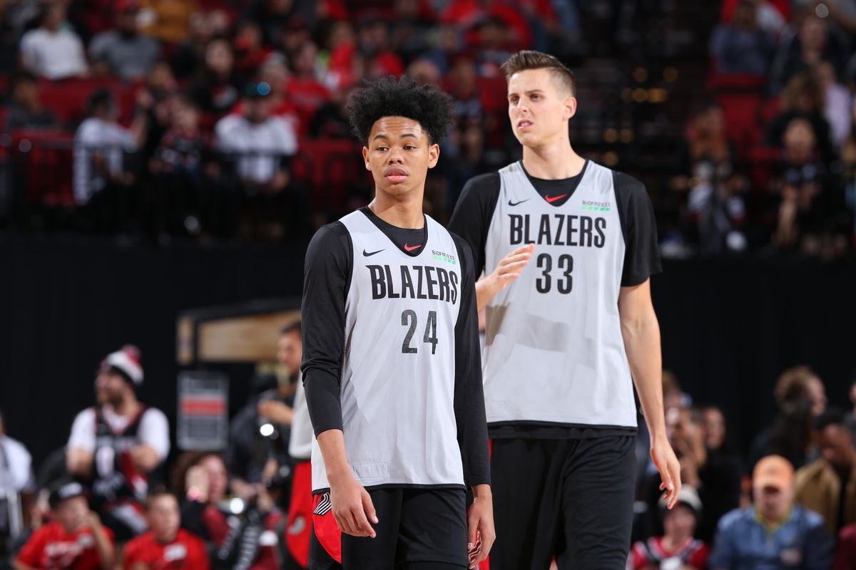 Trail Blazers' Youngsters Key to Stabilizing Roster