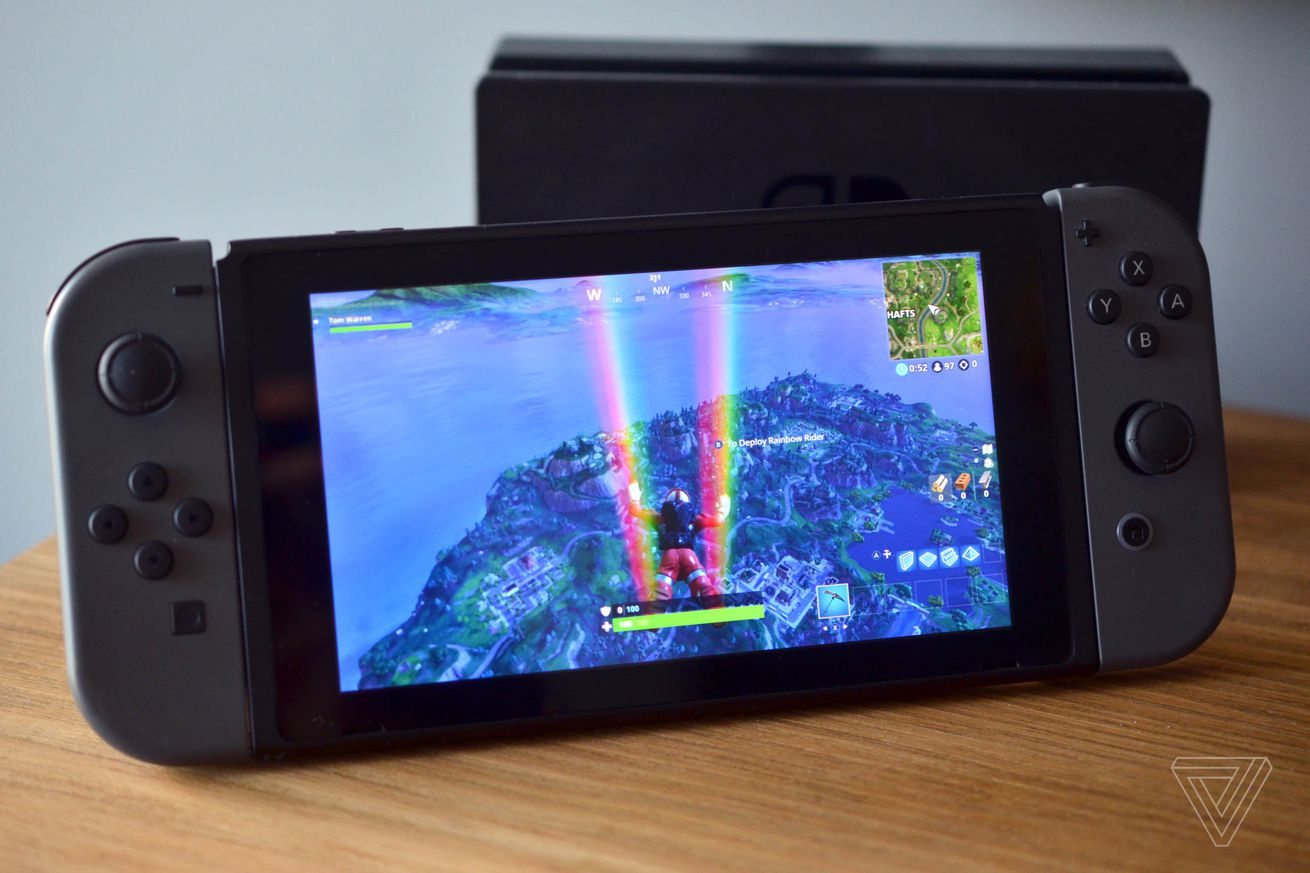 fortnite for the switch was downloaded 2 million times in under 24 hours