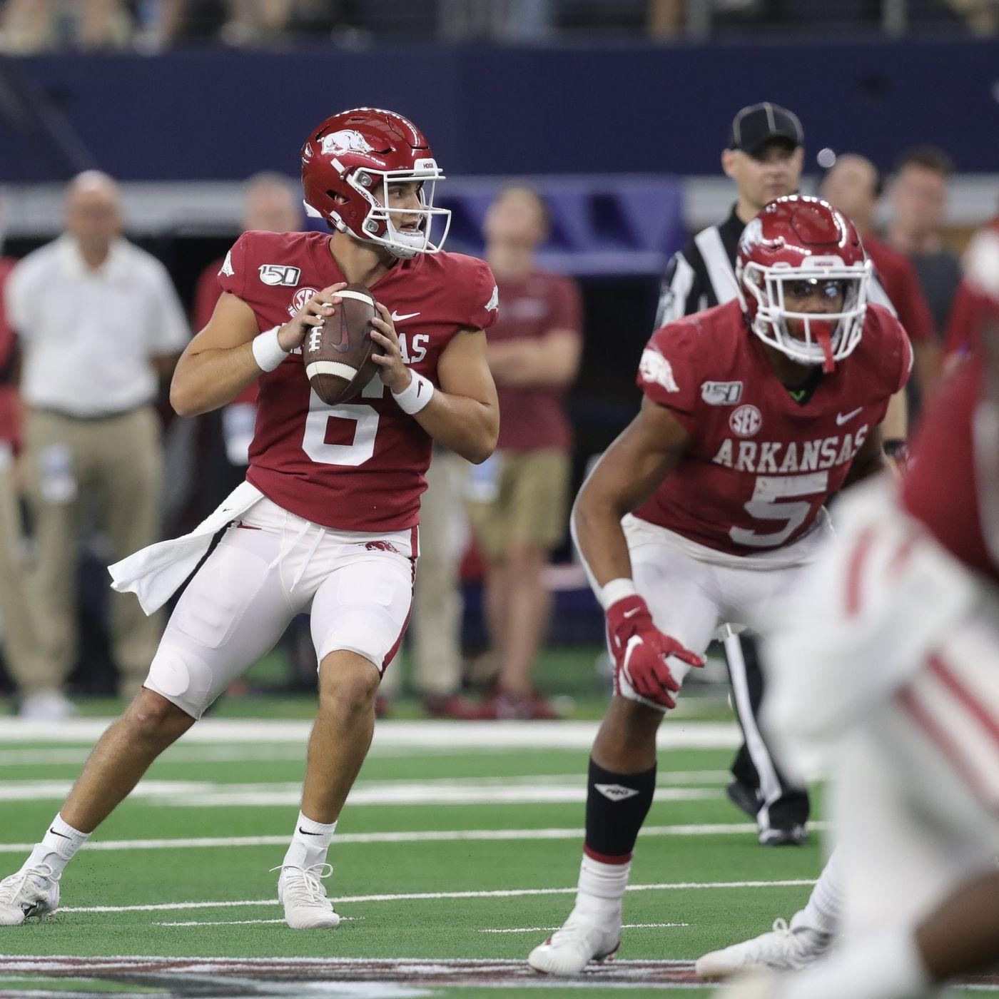 Three Reasons Arkansas Razorbacks Should Beat Kentucky Wildcats Arkansas Fight