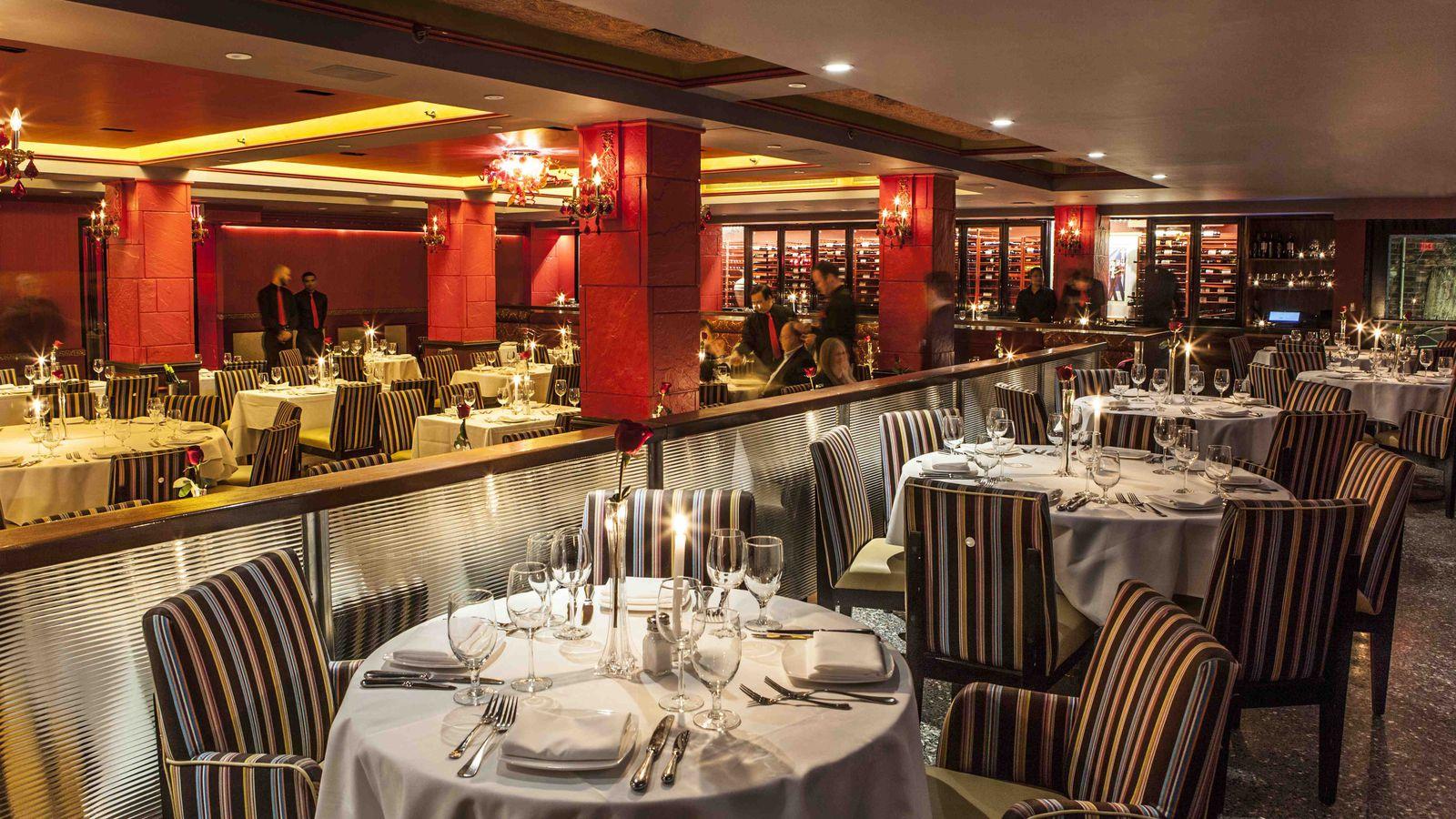 Lincoln Square Steak Restaurant Week Menu