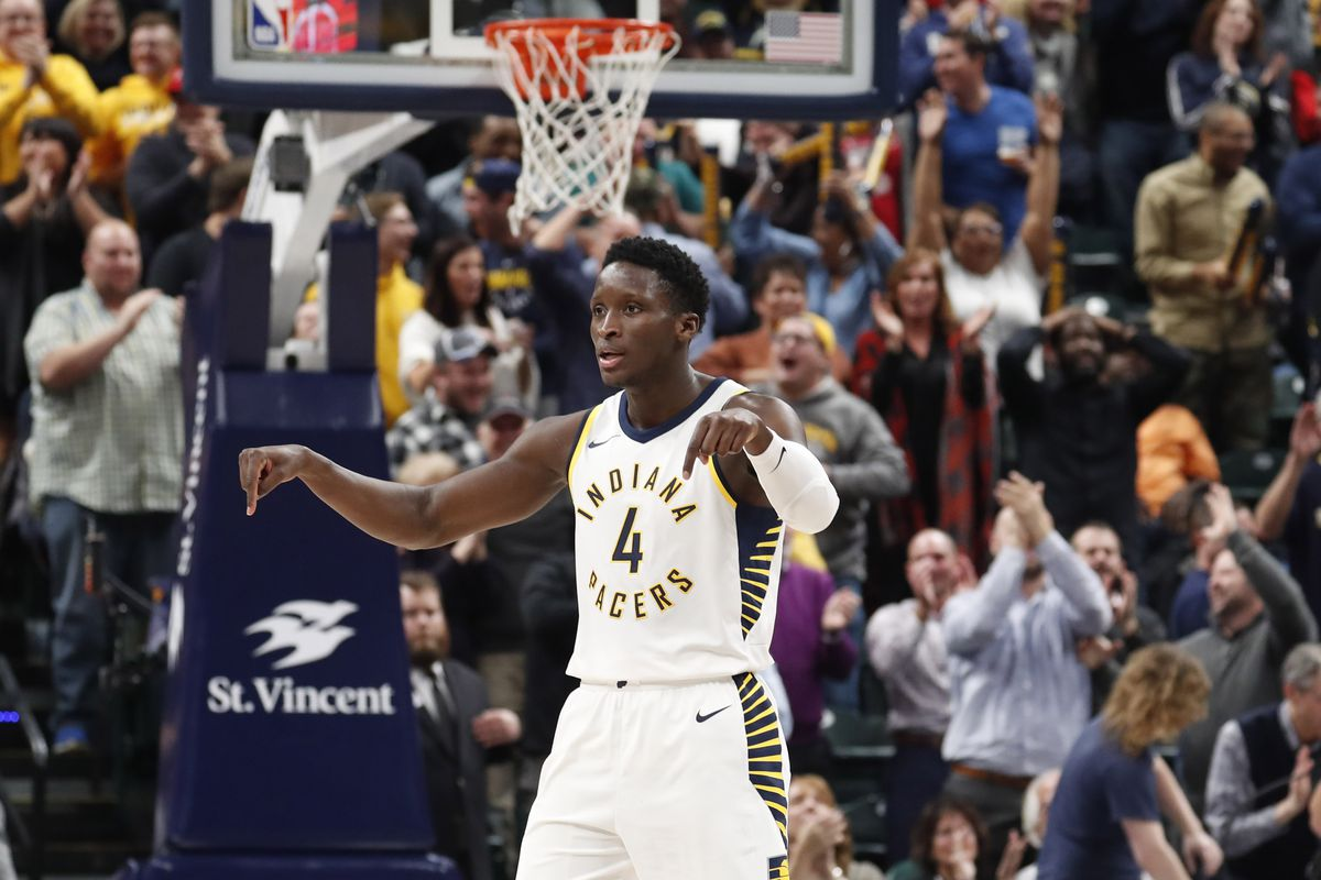 Victor Oladipo is 'sick and tired' of being compared to Paul George