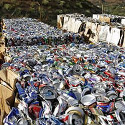 The Canyonlands Community Recycling Center in Moab recycled 604 tons last year. Cardboard is the most prevalent material, and aluminum is the most lucrative.