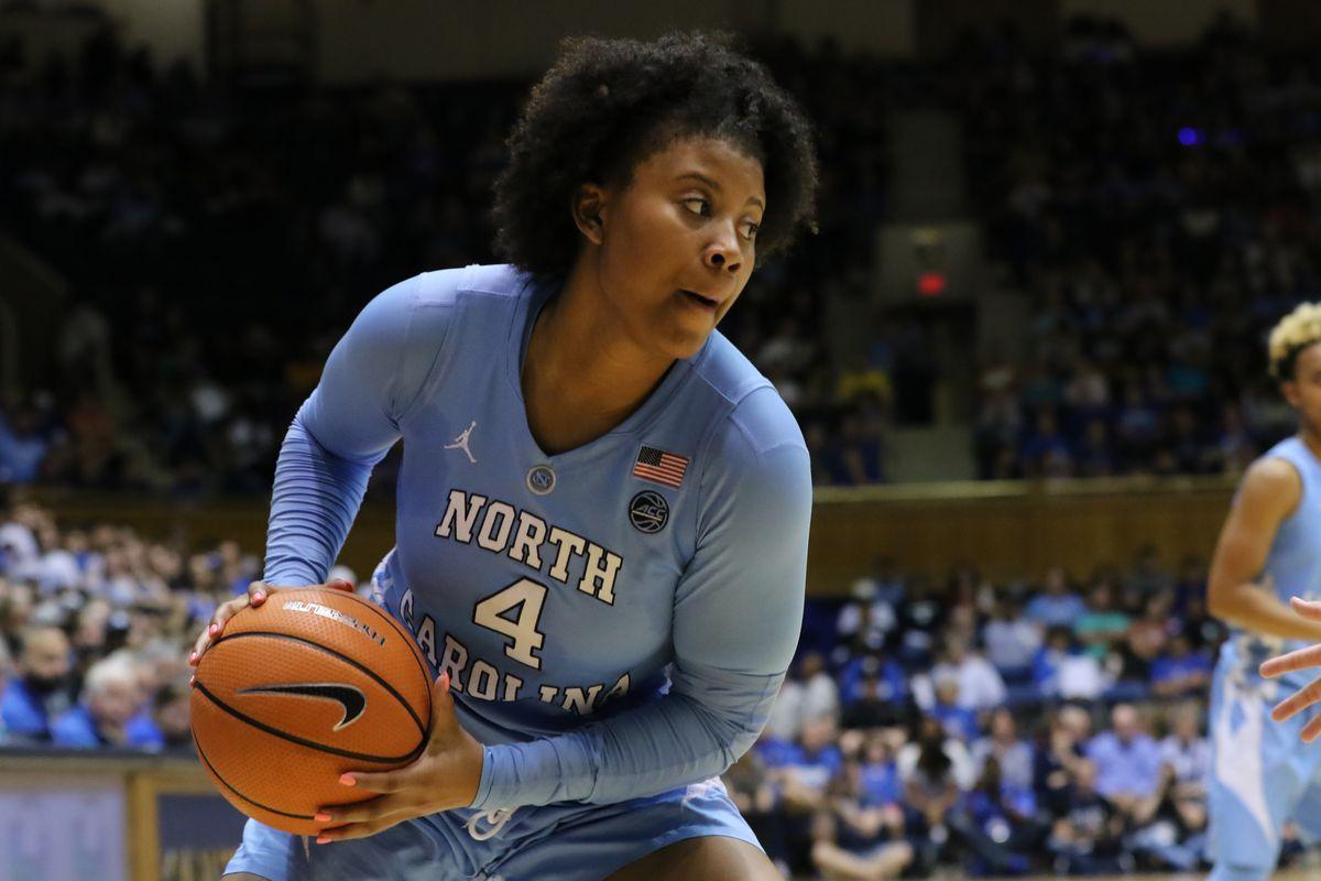 COLLEGE BASKETBALL: FEB 25 Women's - North Carolina at Duke