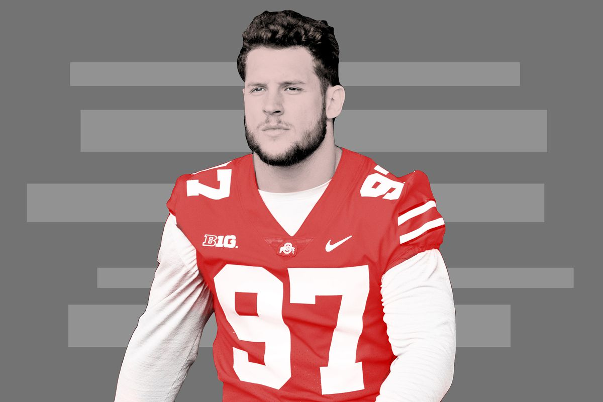 Nick Bosa Sets a New Trend With His Very Early Entry to the NFL ... e5d8f2f84