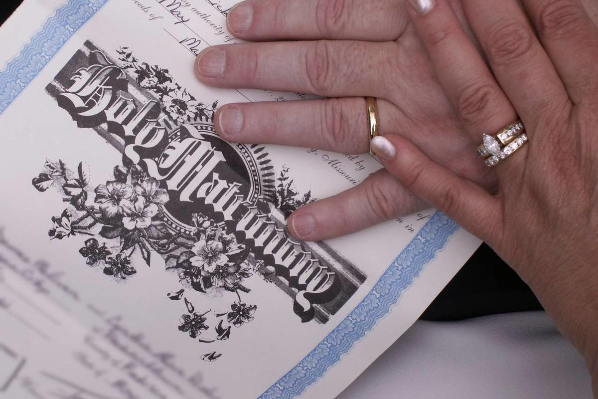 Here's a marriage contract for you and your spouse - Deseret