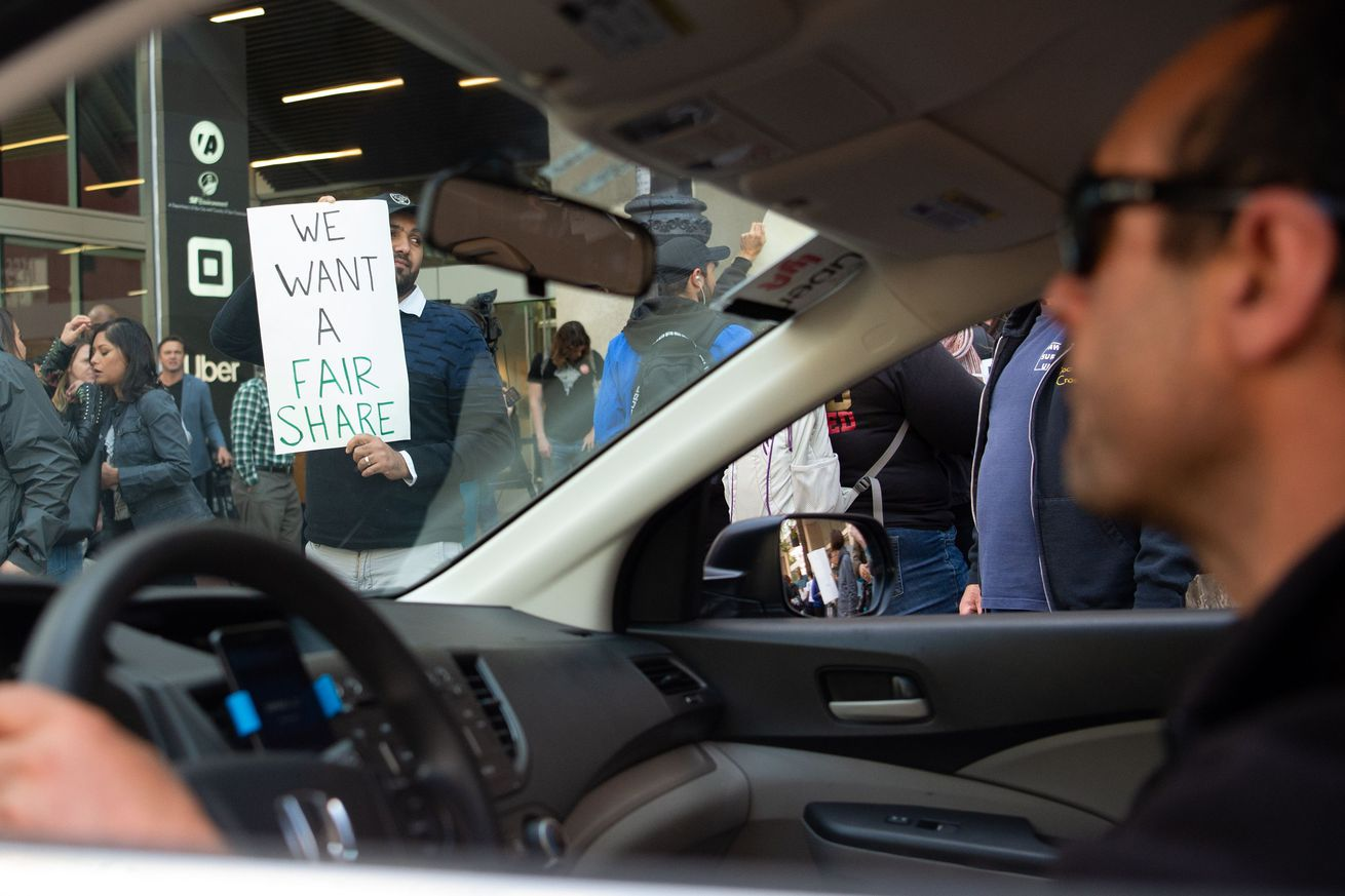 US-transport-demonstration-Uber