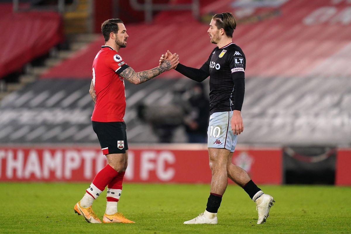 Southampton v Aston Villa - Premier League