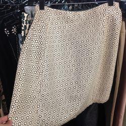 Randie skirt, $170 (was $895)