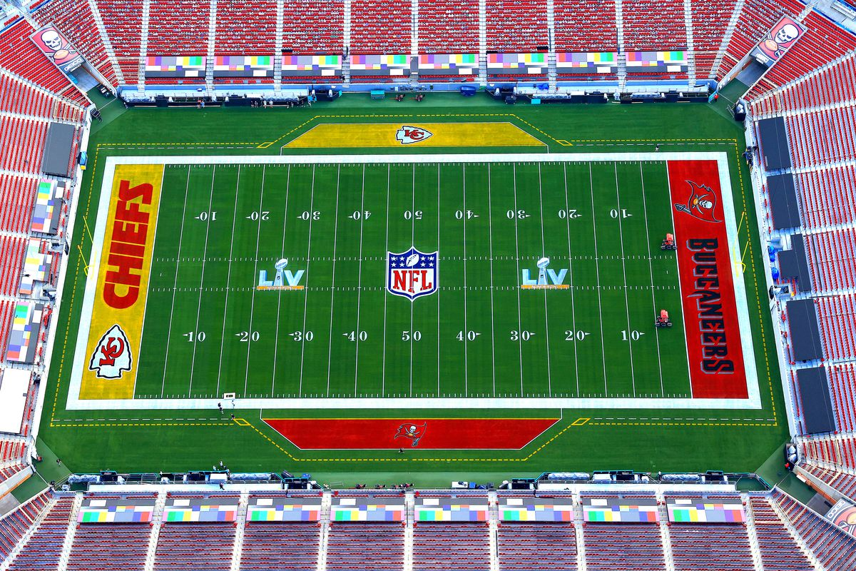 No one really knows what'll happen on this field Sunday.