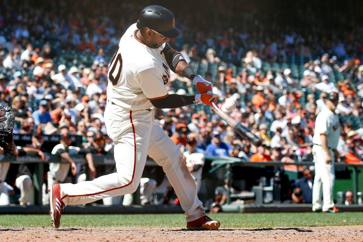 MLB: Kansas City Royals at San Francisco Giants