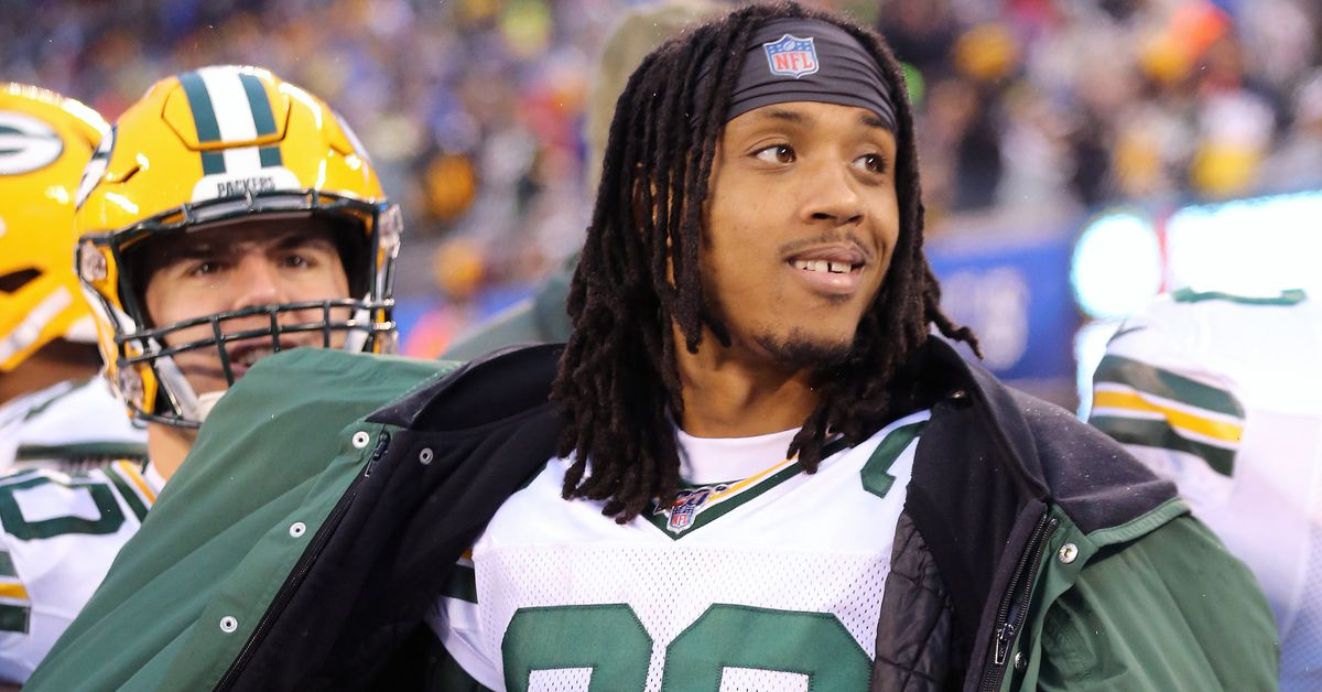 Packers-Washington Inactives: Kevin King and Tony Brown will sit in week 14