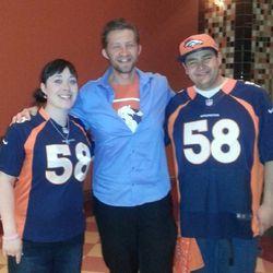 Broncos fans unite