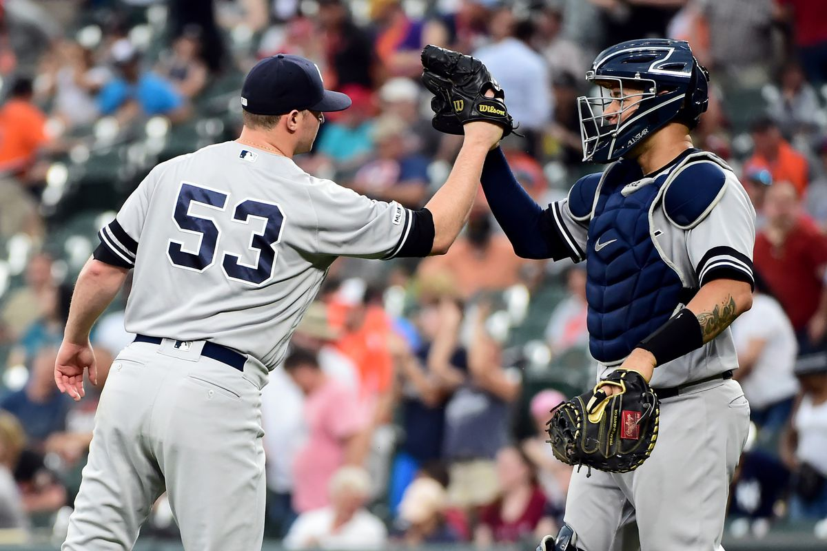 Bullpen blows it, but Yankees claw back to beat Orioles 6-5