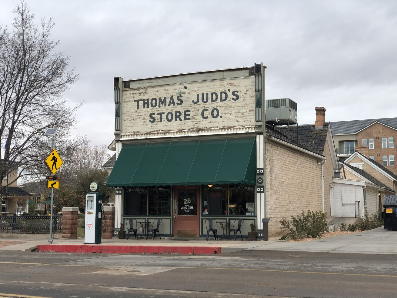 "At Judd's, ""it's like 'Cheers' without the booze"""