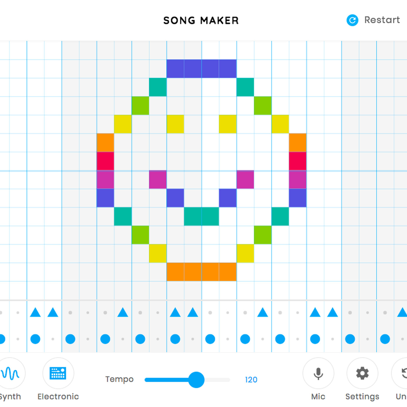 Google Launched A Simple Browser Based Sequencer For Making Music Franklin Oscillator Circuit Tesla Shuttle How To The Verge