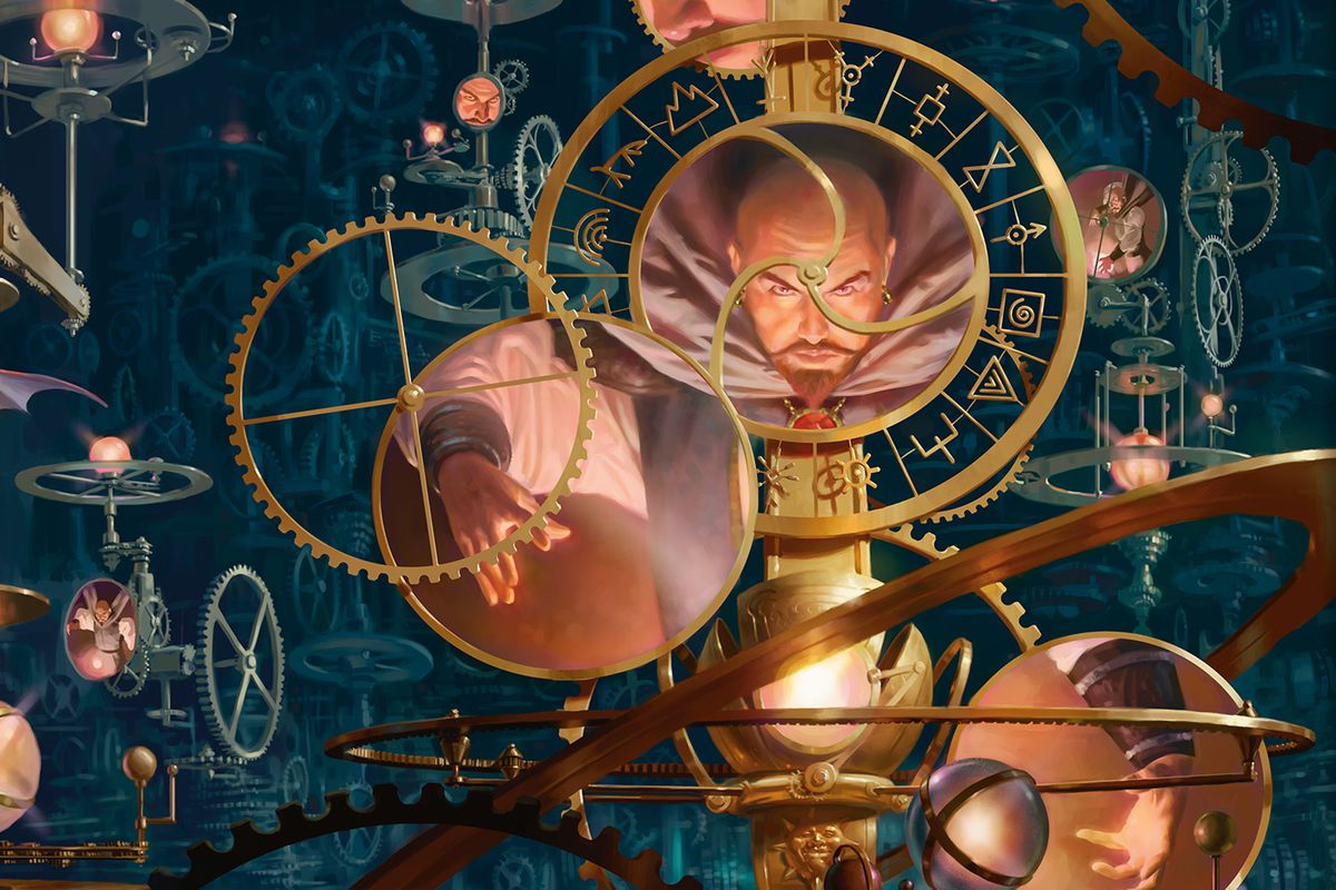 Cover art from Mordenkainen's Tome of Foes