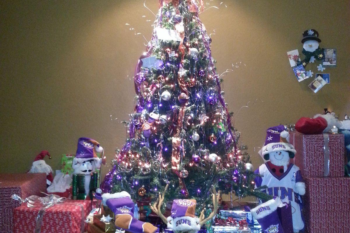 No losses under this tree, baby!