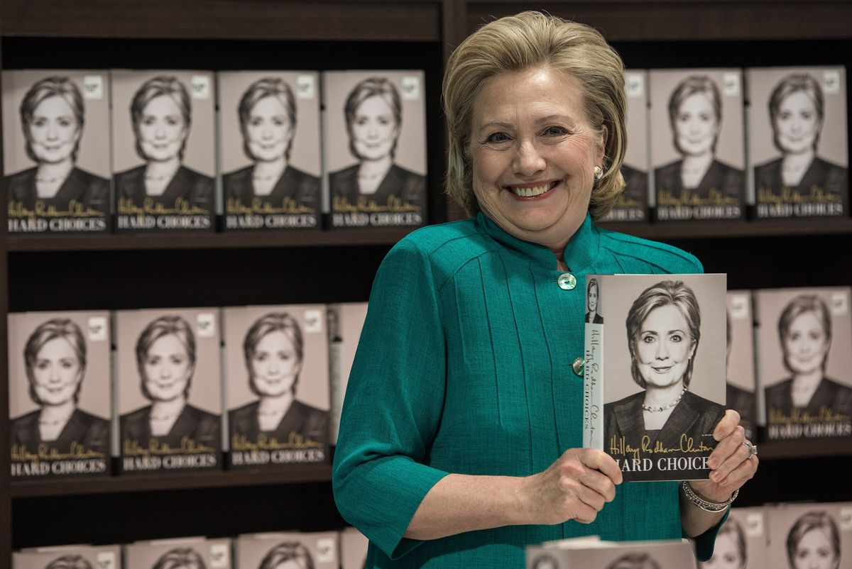 Hillary Clinton books