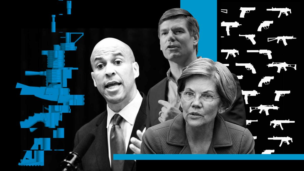 Joe Biden Is Coming For Your Guns