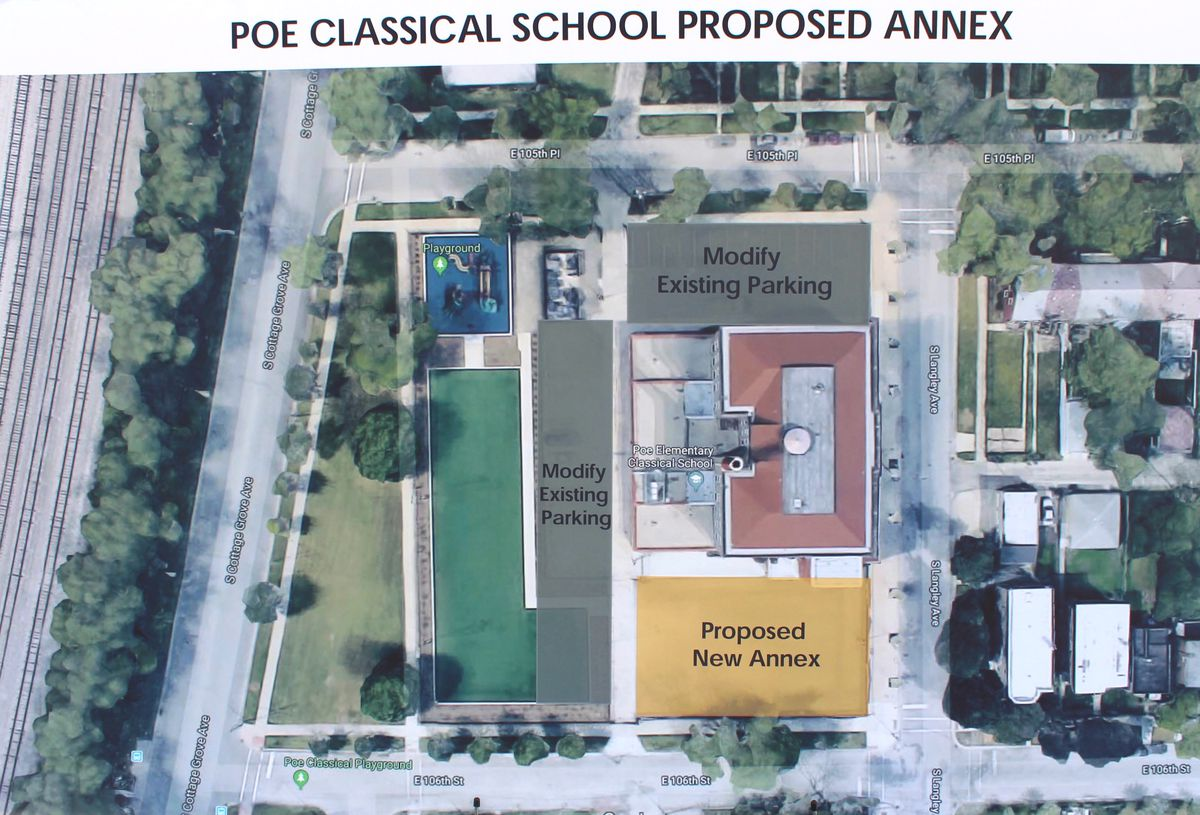 Poe, in Pullman, will also receive an expansion