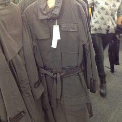 Max Azria jacket, $140