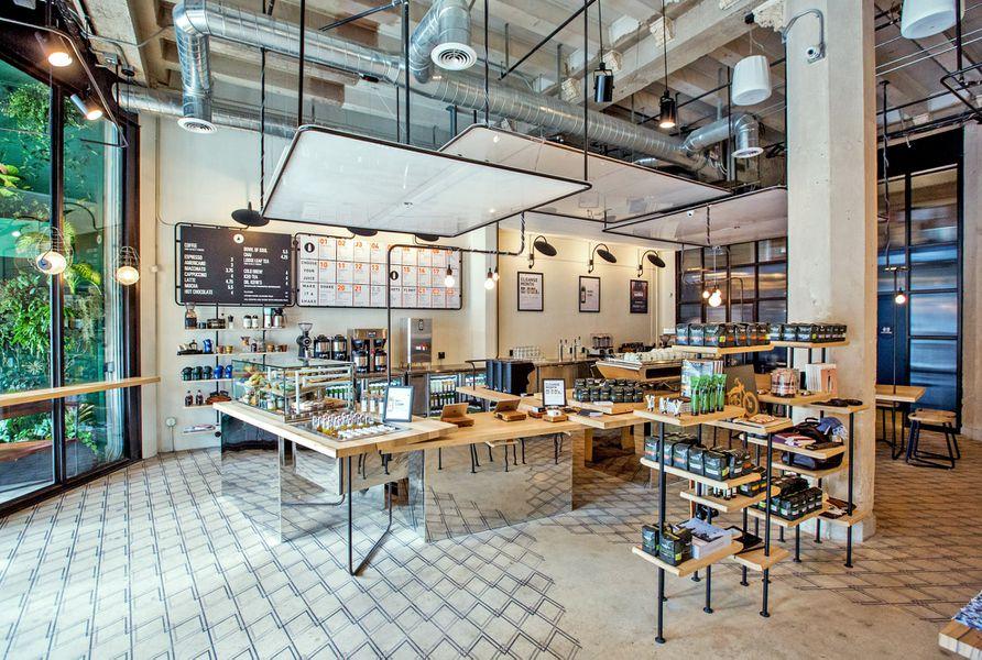 Batch Cafe New York