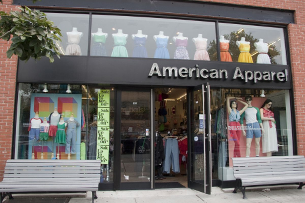 """The Carroll Gardens store, via <a href=""""http://www.timeout.com/newyork/shopping/american-apparel-15"""">Time Out</a>"""