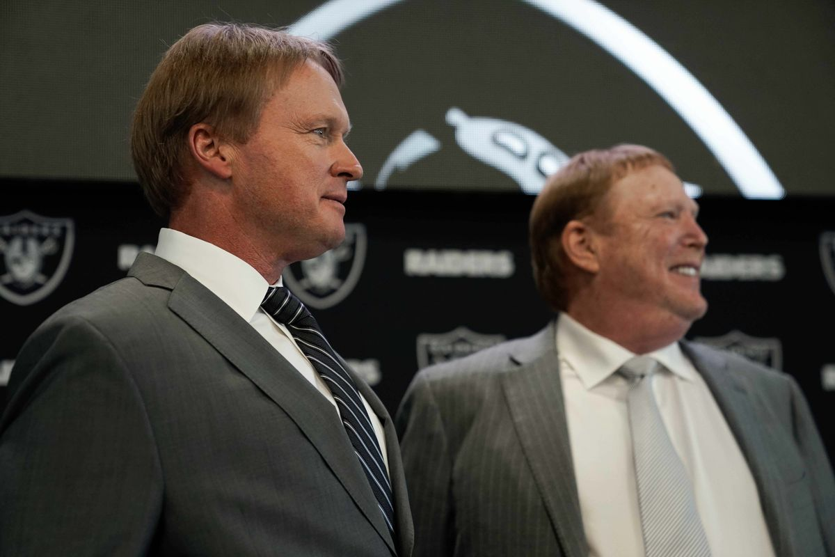NFL Concludes Raiders Complied With Rooney Rule On Jon Gruden Hire