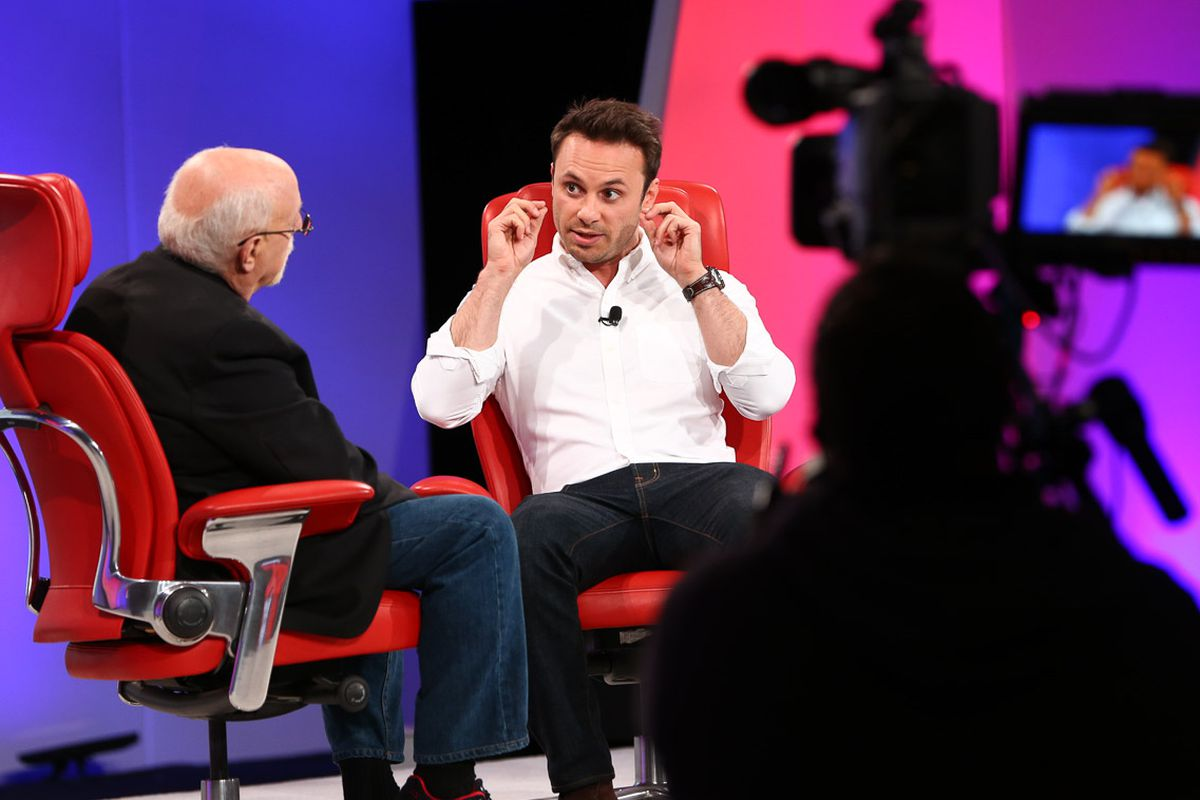 Oculus CEO Brendan Iribe: The Full Code Conference Interview (Video)