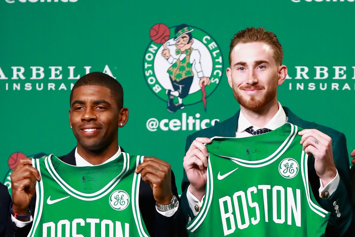 NBA2K18 leaks Celtics  City Edition uniform - CelticsBlog 1c6860791