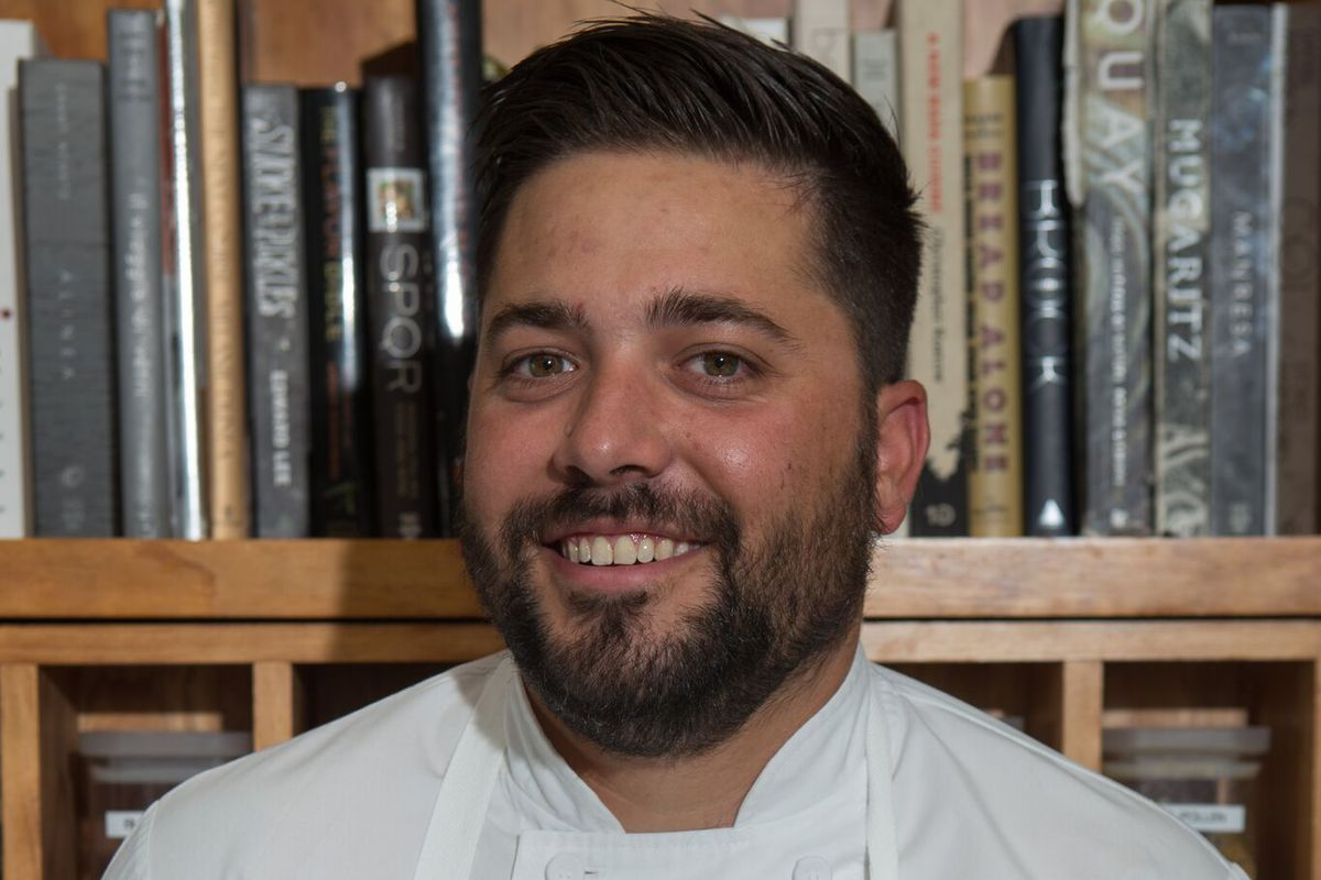 Chef Adam Brick