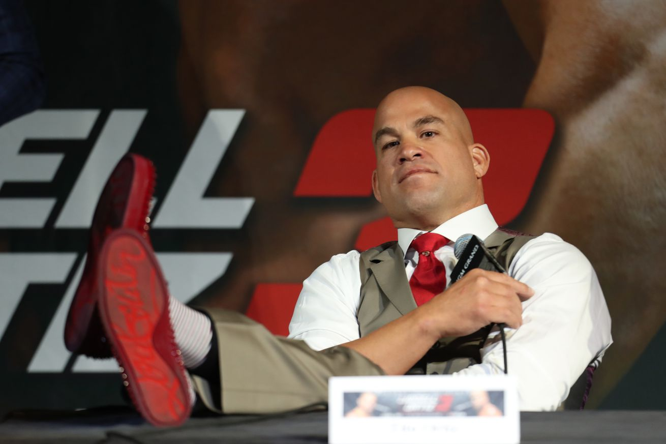 Chuck Liddell v Tito Ortiz 3 - Undercard Press Conference