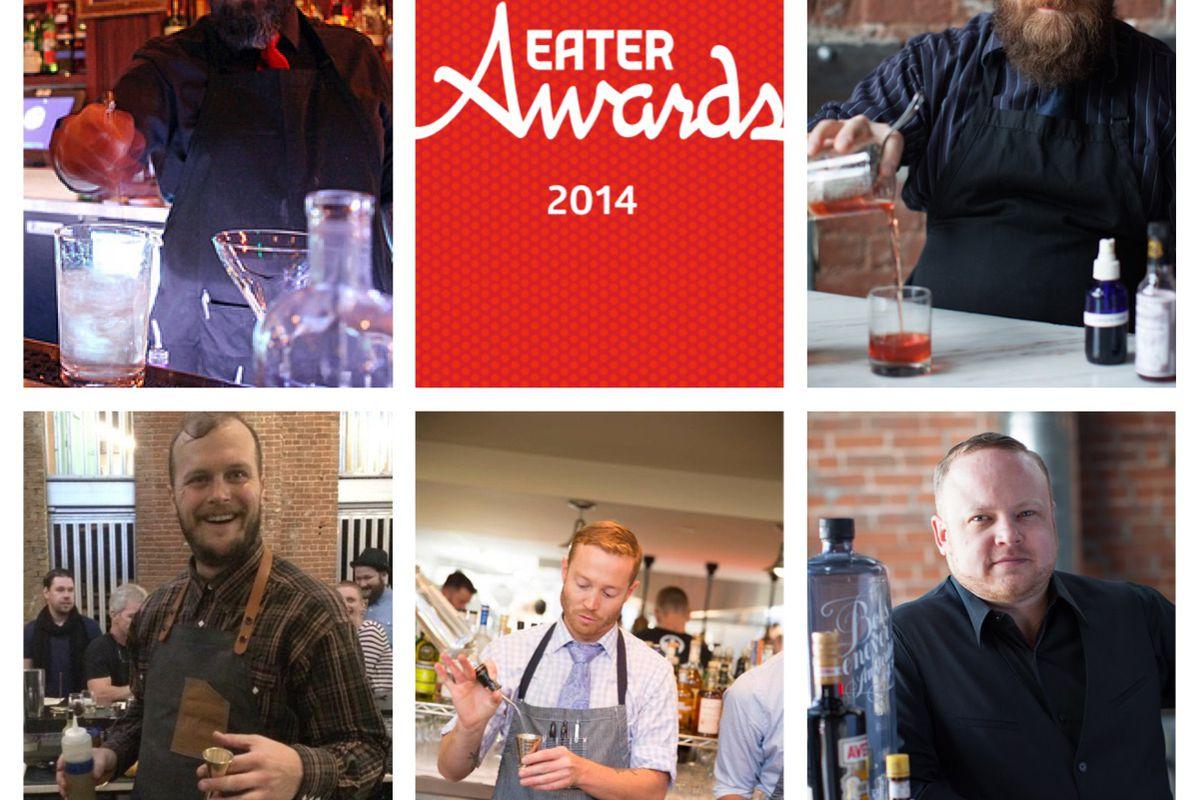 Denver's Best Bartender Nominees