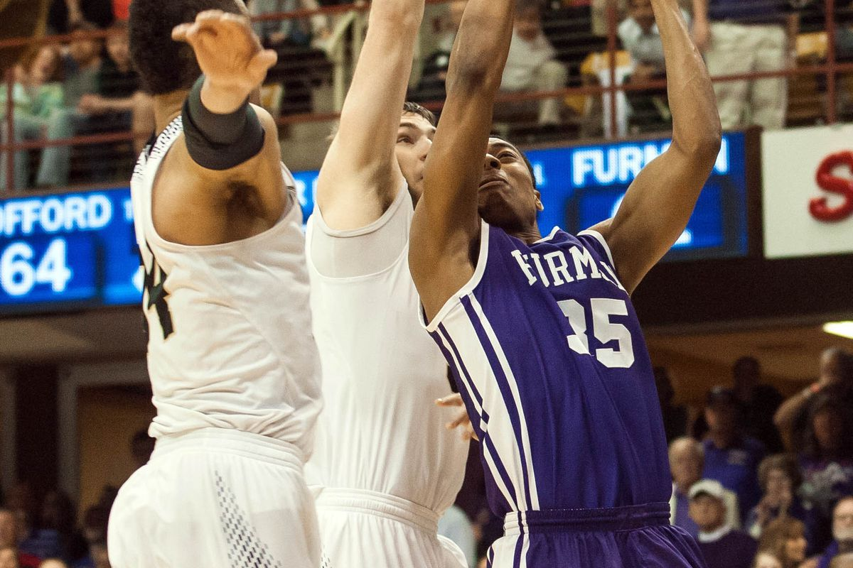 Furman and Wofford meet in championship rematch