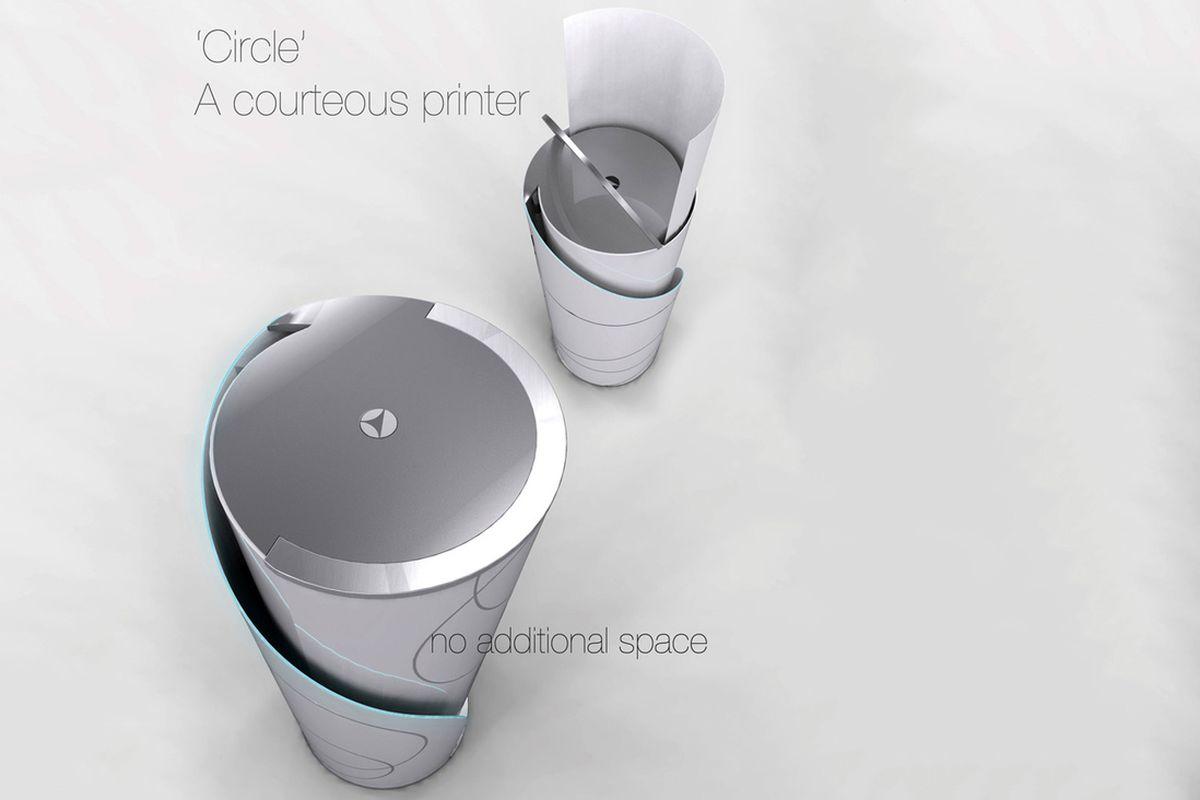 circle printer