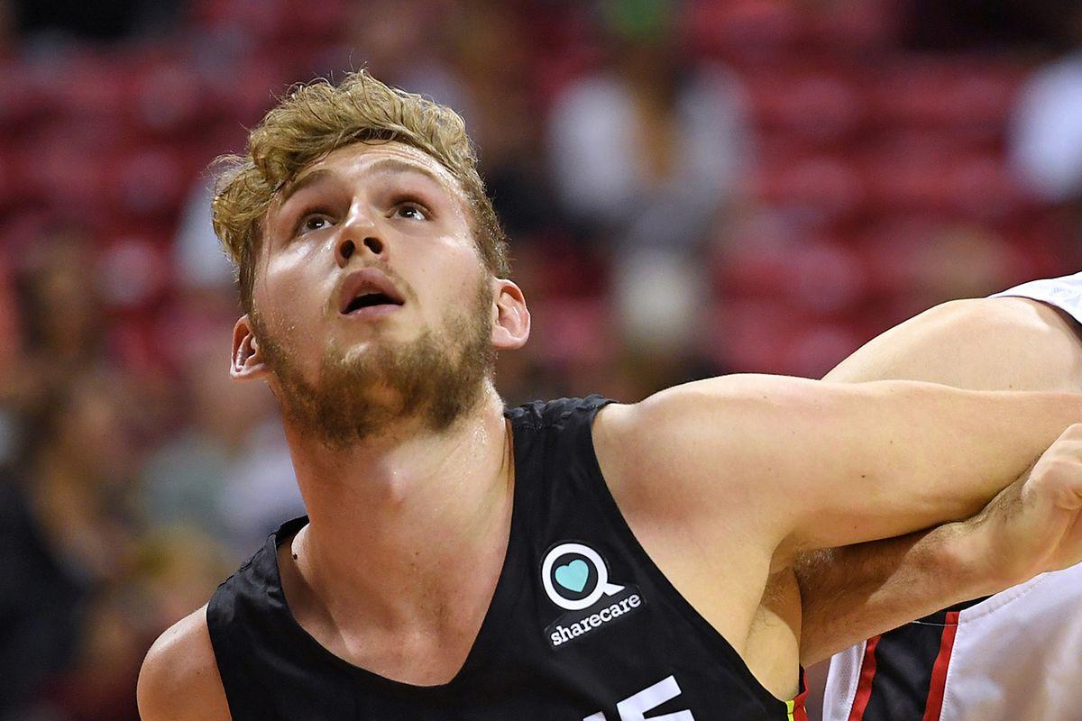 NBA: Summer League-Atlanta Hawks at Portland Trail Blazers