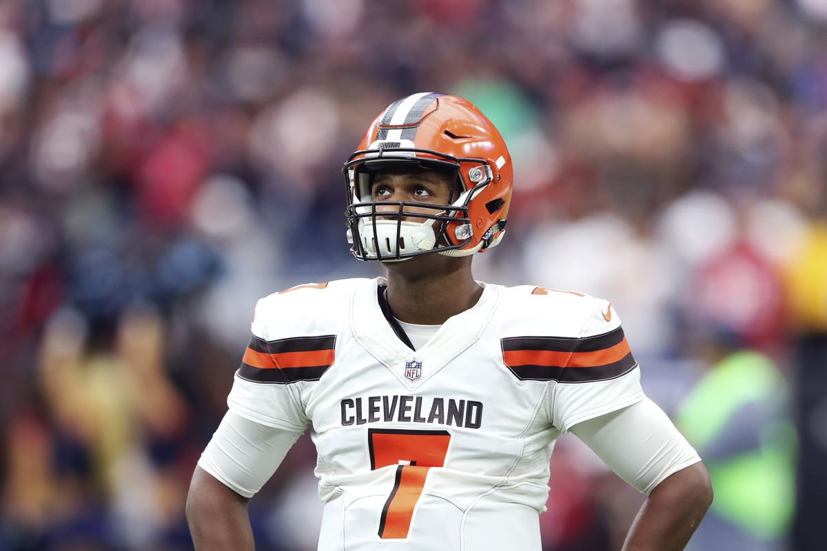 Browns name DeShone Kizer starting QB for game vs. Vikings in London
