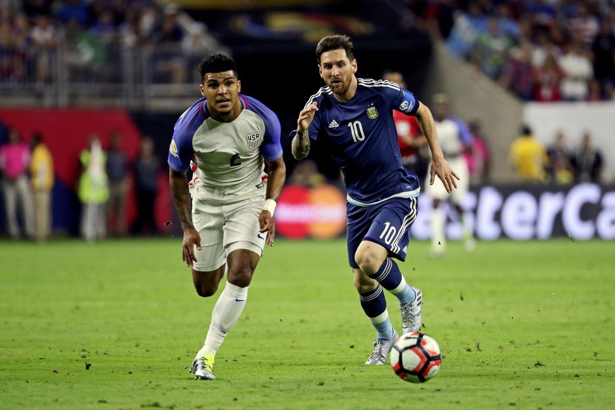 Argentina Vs Chile Copa America 2016 Live Stream Time Tv