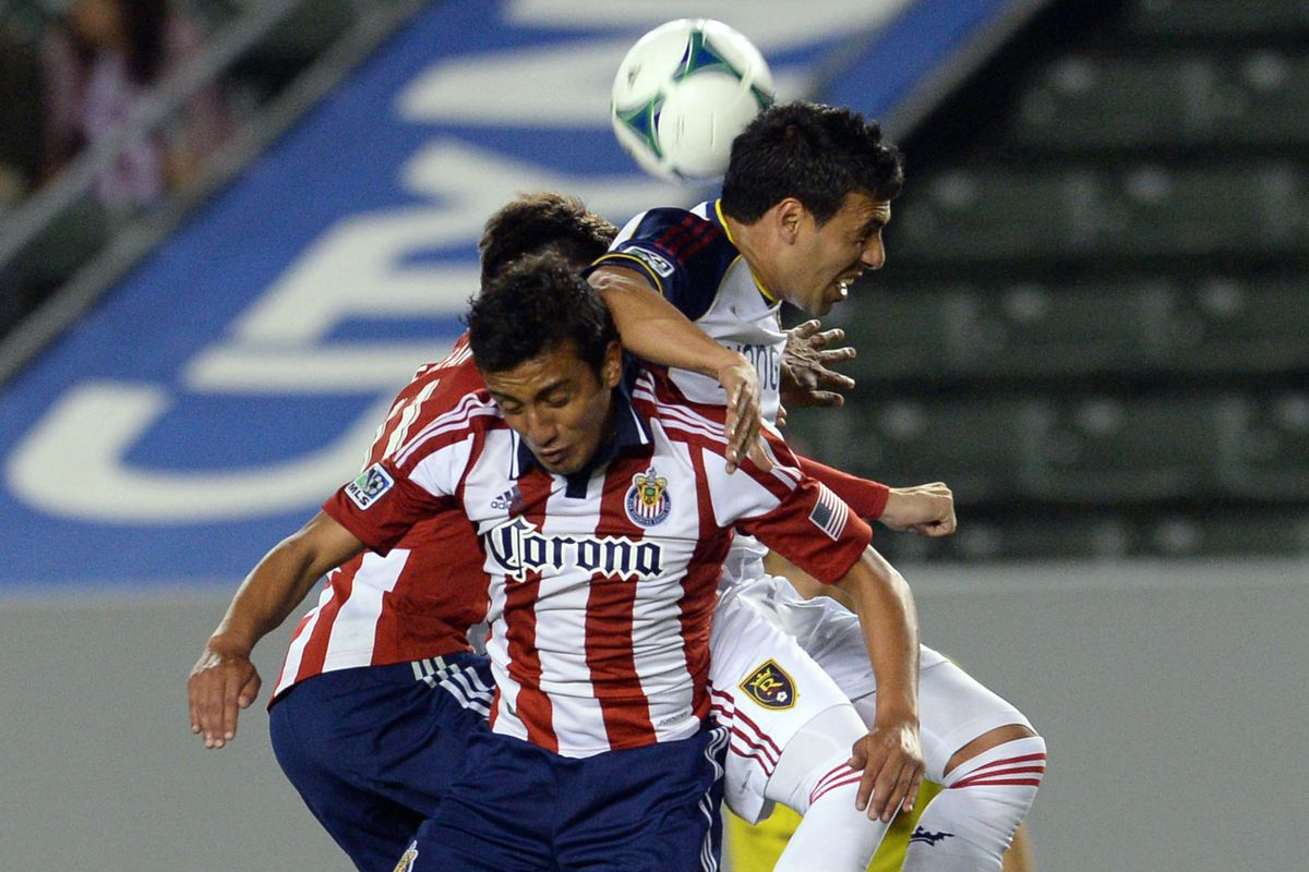 Ponce saw limited time on the field with Chivas USA.