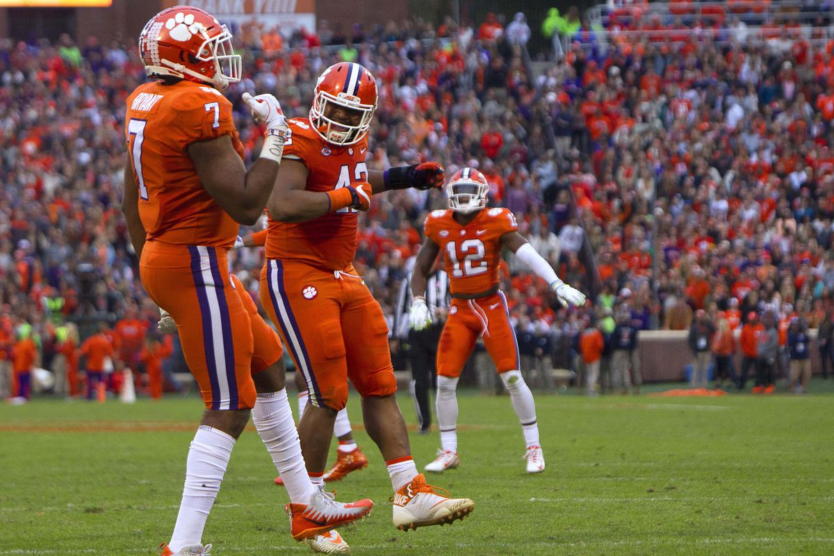 An Early Look At The 2018 Clemson Tigers