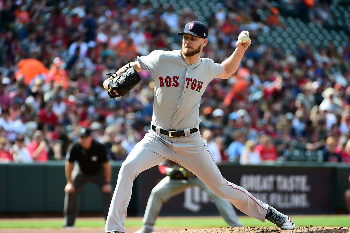 Boston Red Sox News: Chris Sale, Darwinzon Hernandez, Edwin Encarnación