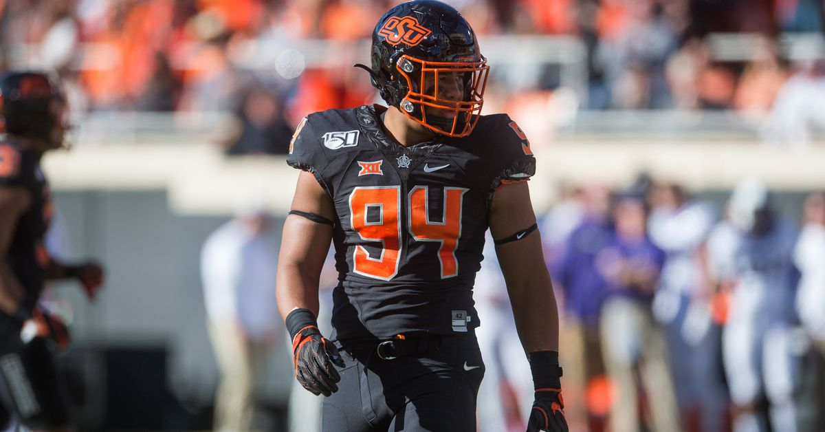 Oklahoma State football: Trace Ford overcame COVID-19 in ...