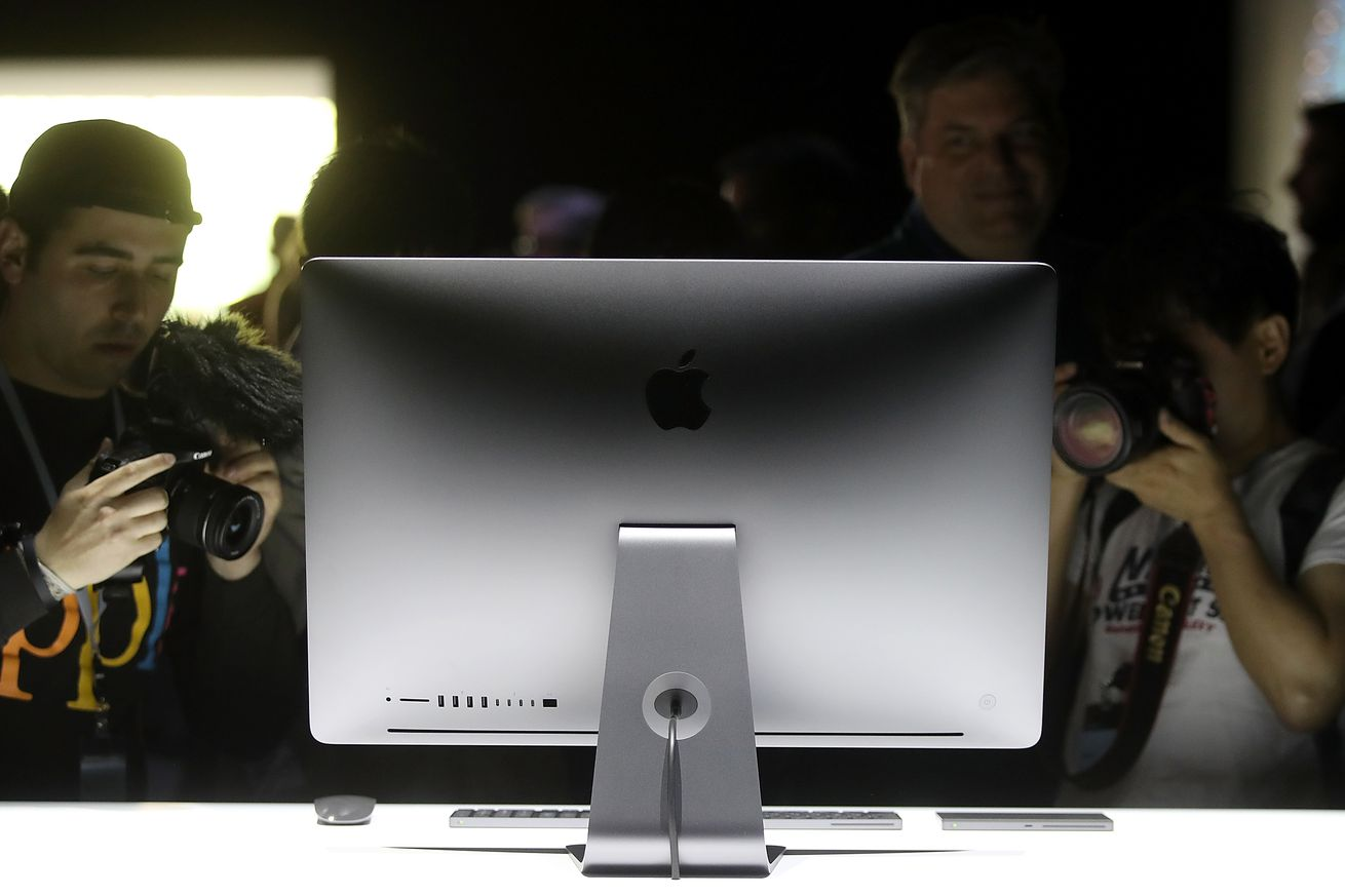 apple will release imac pro in a matter of days
