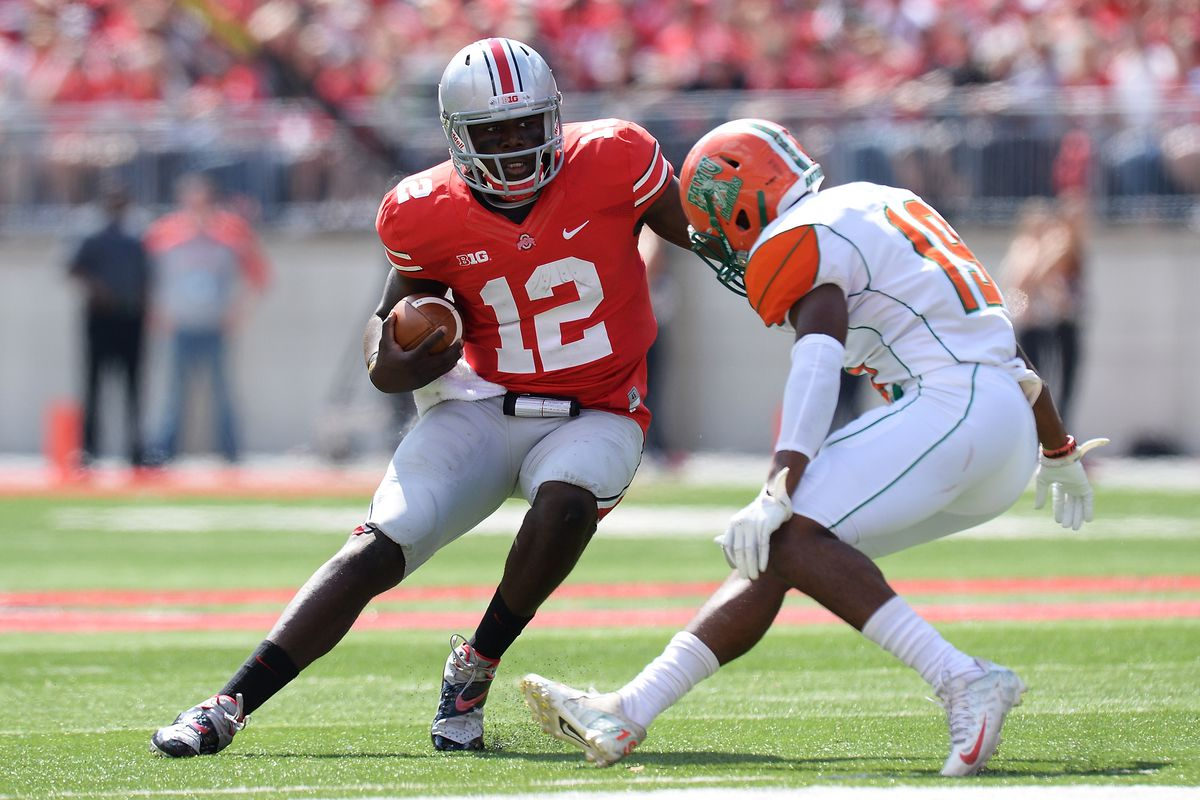 The Buckeyes will need Cardale Jones to come up big against the Badgers on Saturday night