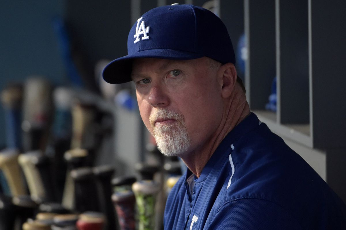 Padres hire Mark McGwire as bench coach - True Blue LA