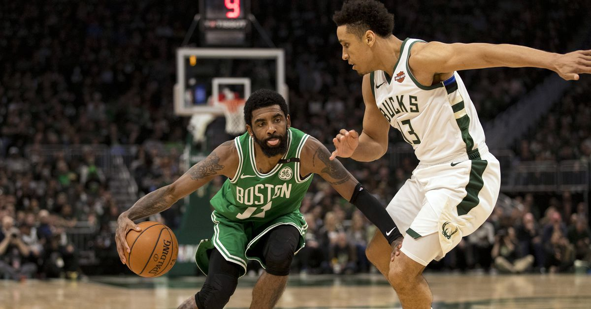 """1343310eb41b Playoffs from the outside  Is Kyrie Irving done  and James Harden s """"James  Harden"""" moment"""