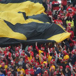Maryland fans