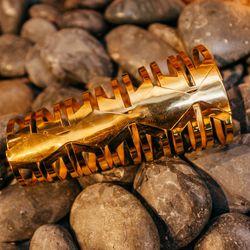 """<b>Monica Sordo</b> Mali Maxi Cuff, <a href=""""http://owennyc.com/shop-women/women/women-jewelry/mali-maxi-cuff.html"""">$850</a>"""