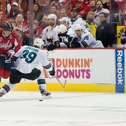 Ovechkin Makes Move on Couture